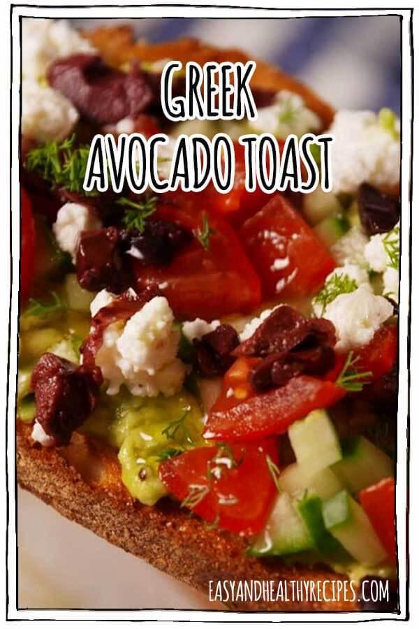 Greek-Avocado-Toast