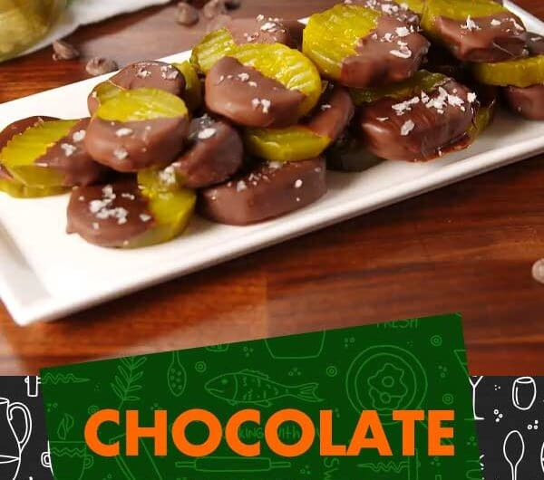 Chocolate Pickles