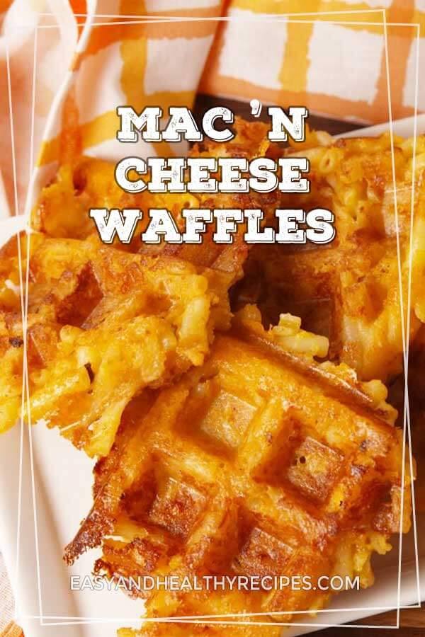 Mac-N-Cheese-Waffles