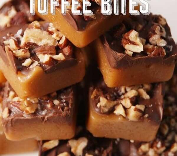 Toffee Bites